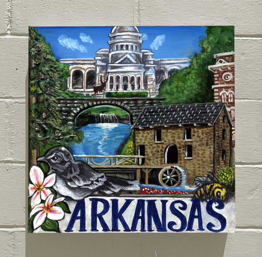 Gallery Canvas - Arkansas