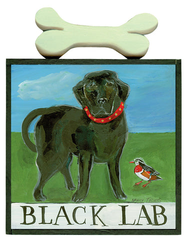 Doggie-Black Lab