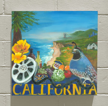 Gallery Canvas - California