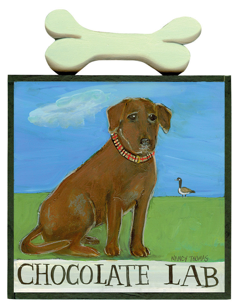 Doggie-Chocolate Lab