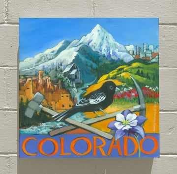 Colorado - WELCOME STATEHOOD!
