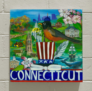 CONNECTICUT - WELCOME STATEHOOD!