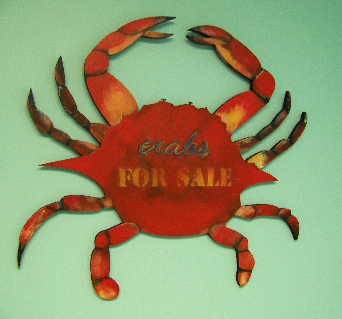 Crabs For Sale!