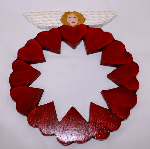 ANGEL HEART WREATH