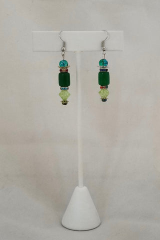 "LT Earrings - ""FRESH SPRING"""