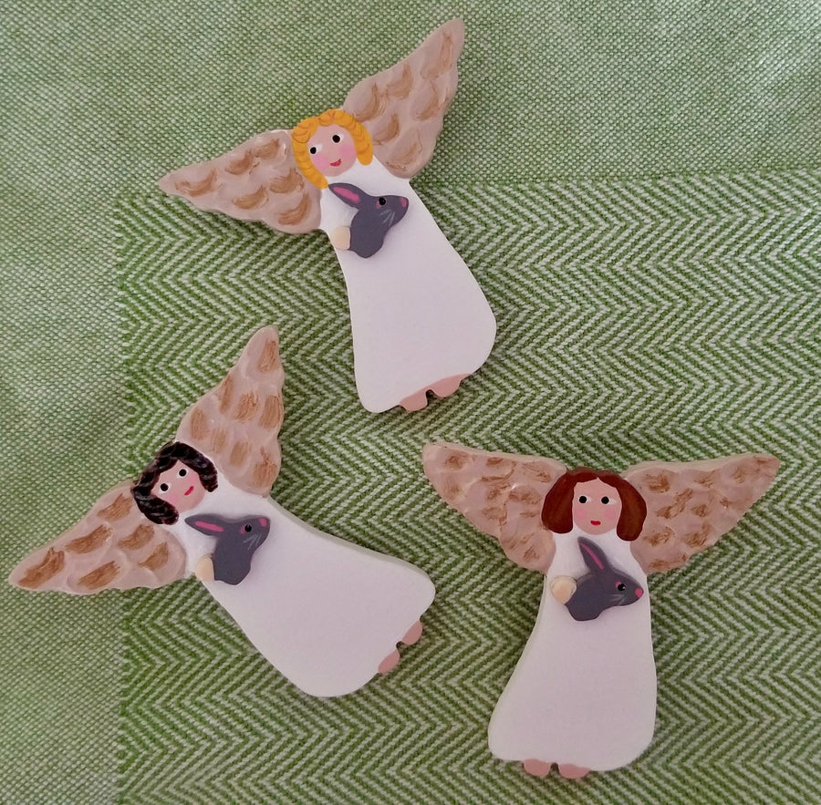 Angel Pins - ONE FOR EVERY SEASON!