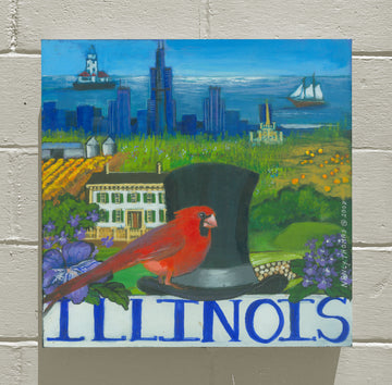 Illinois - WELCOME STATEHOOD