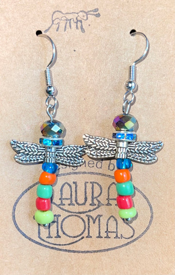 Laura Thomas Earrings -