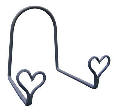 Display Easel Heart (large)