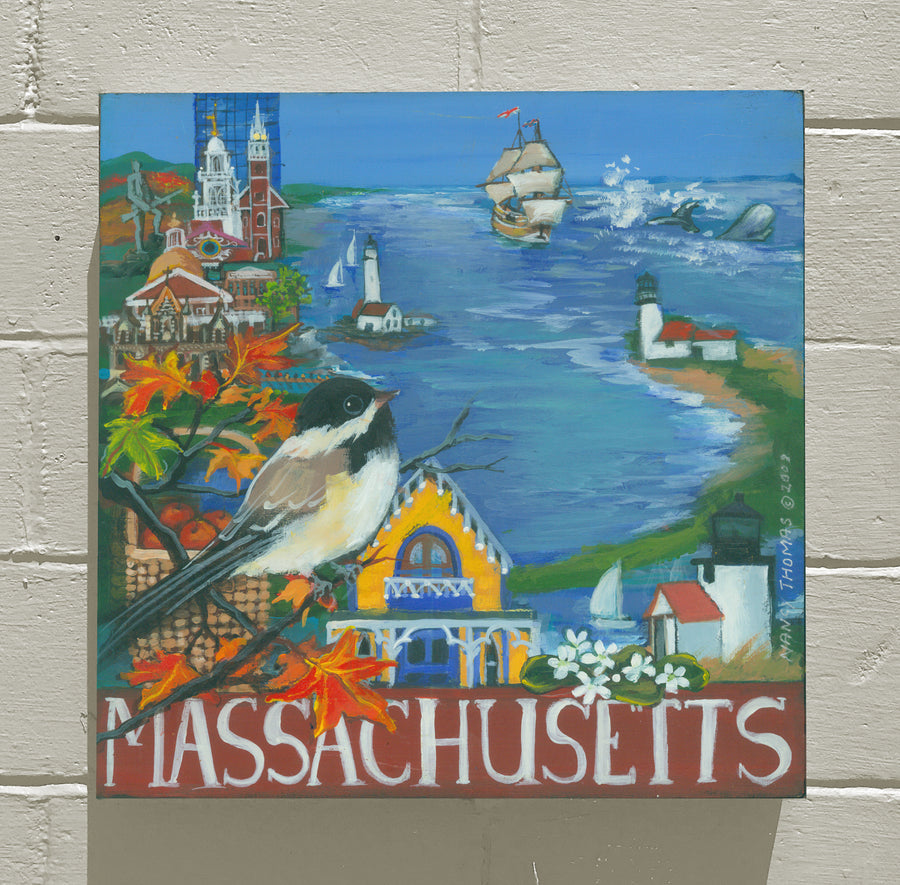 Gallery Canvas - Massachusetts