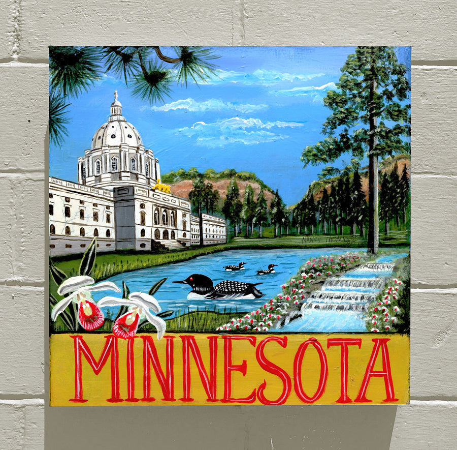Gallery Canvas - Minnesota