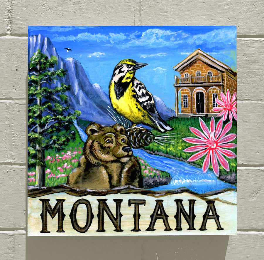 Gallery Canvas - Montana