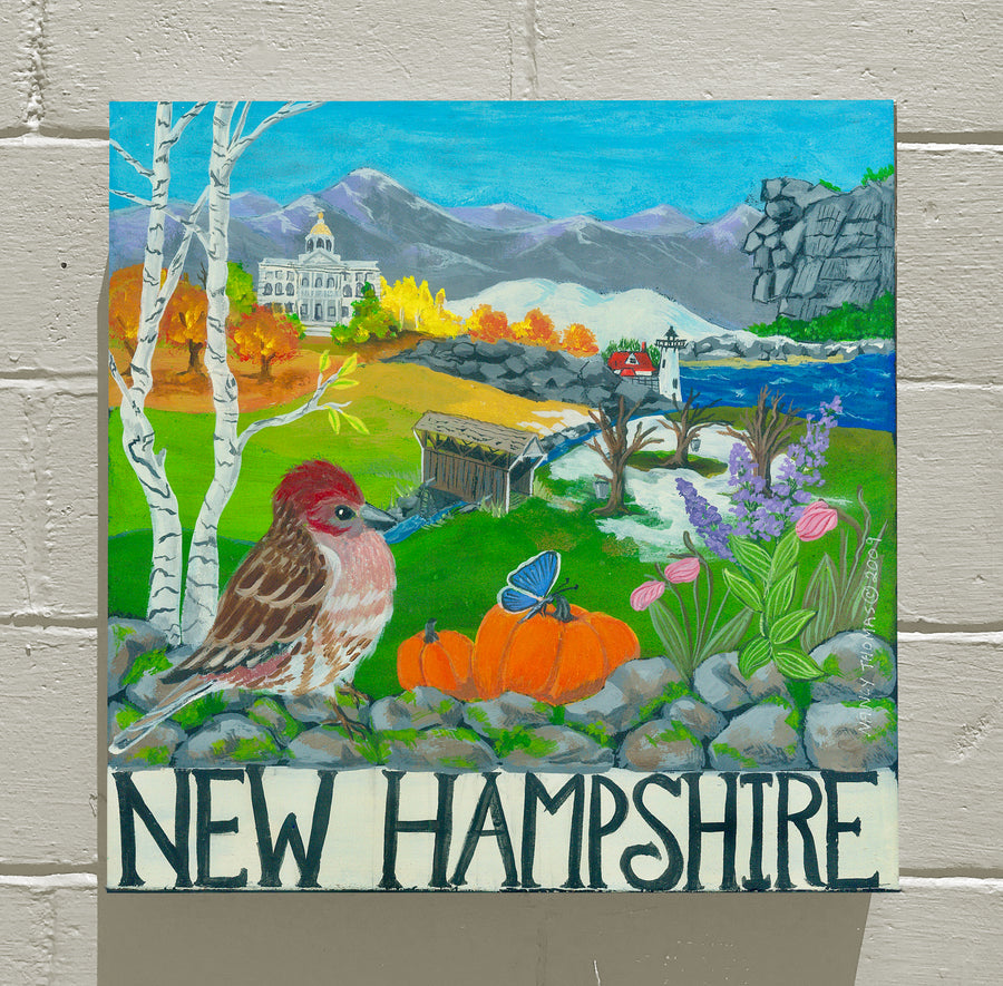 Gallery Canvas - New Hampshire