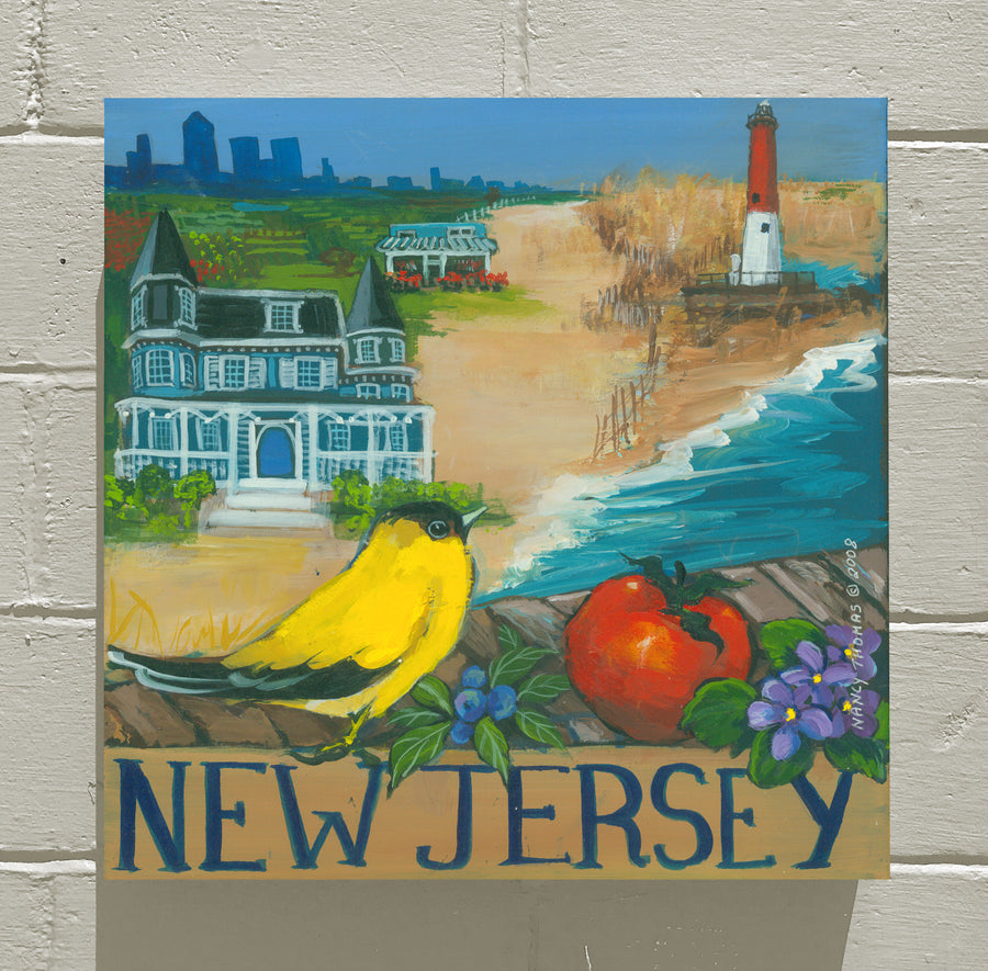 Gallery Canvas - New Jersey
