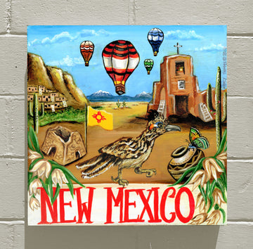 NEW MEXICO - WELCOME STATEHOOD!
