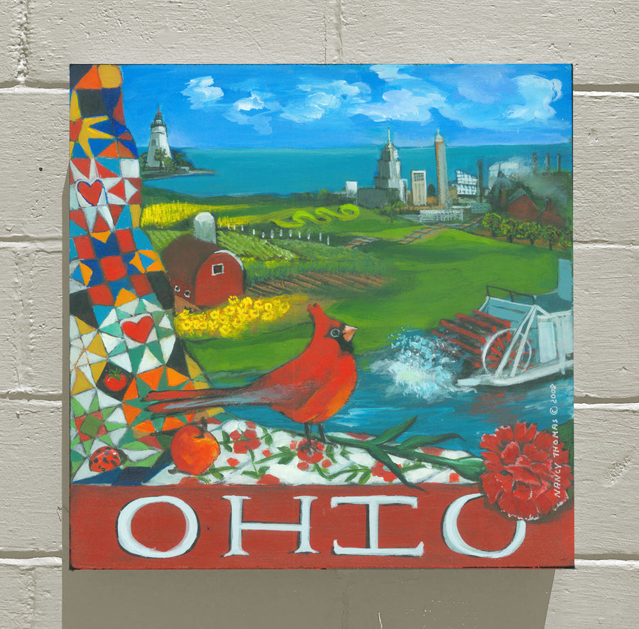 Gallery Canvas - Ohio