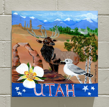 UTAH - WELCOME STATEHOOD!