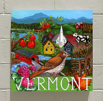 Vermont - Welcome Statehood
