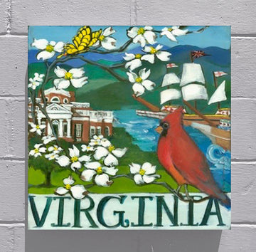 Gallery Canvas - Virginia