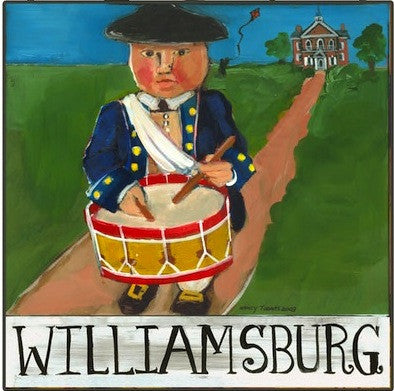 Williamsburg-Drummer
