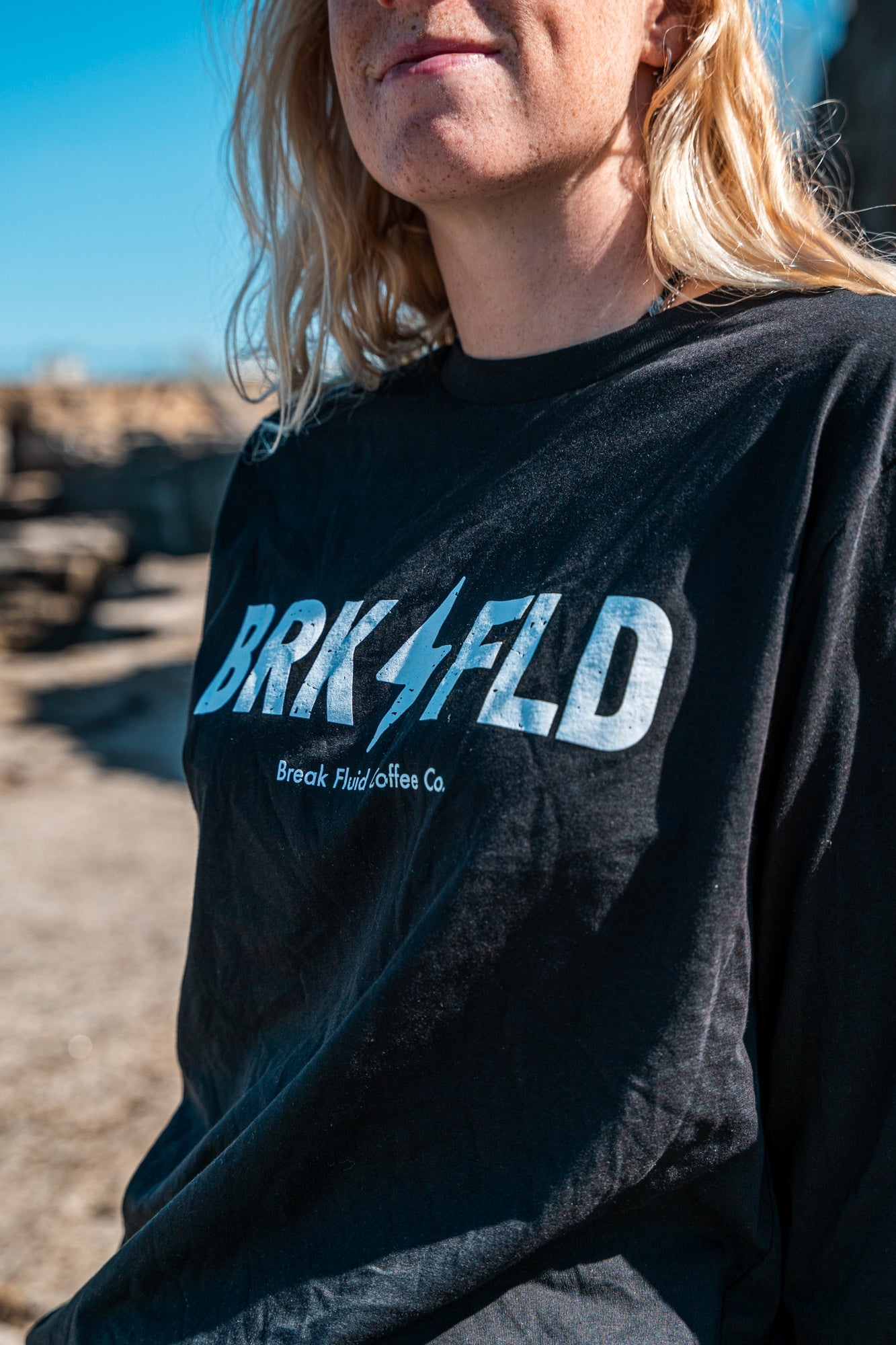 BRK/FLD Long Sleeve  T-Shirt