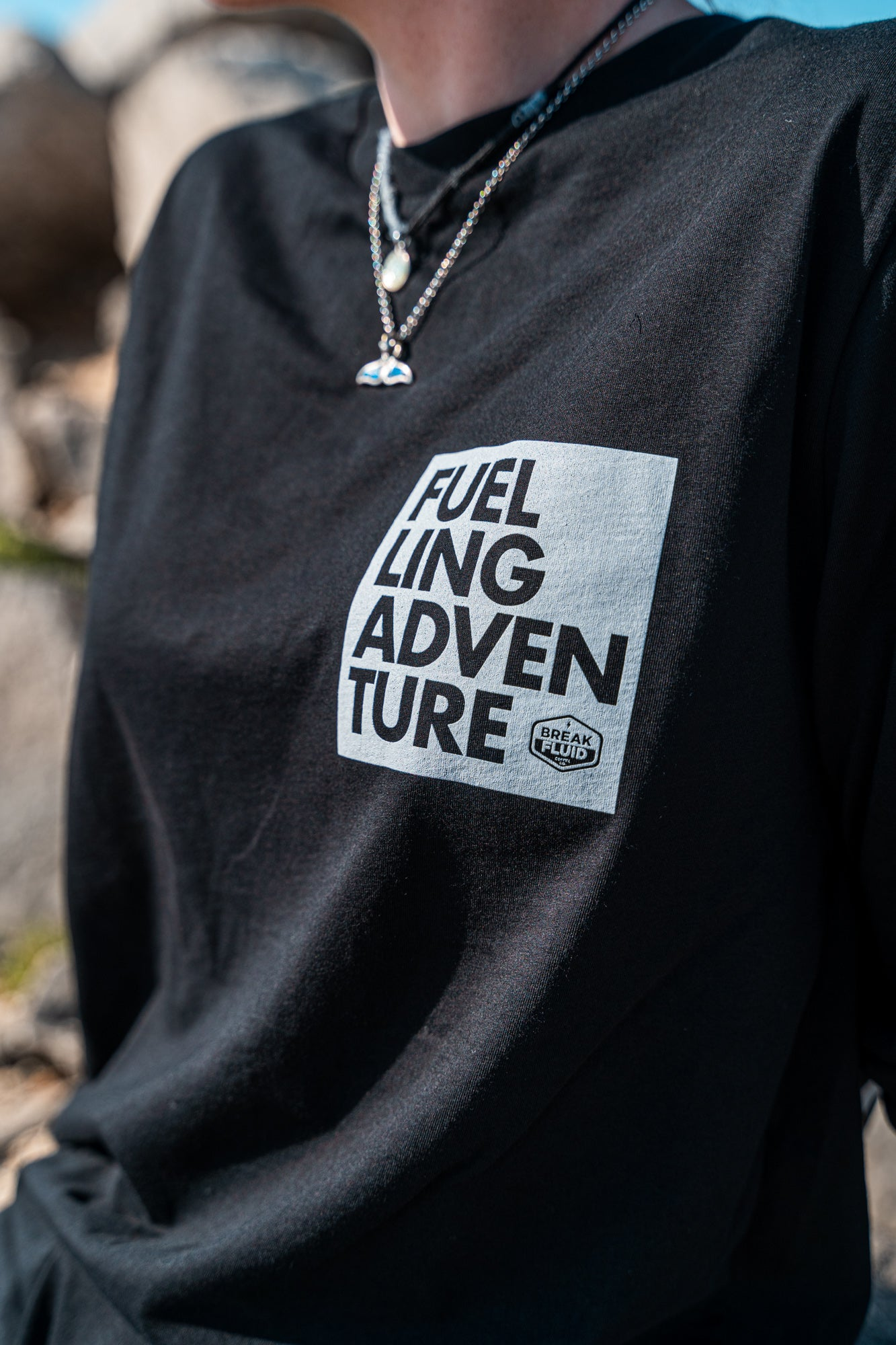 Fuelling Adventure Long Sleeve T-shirt