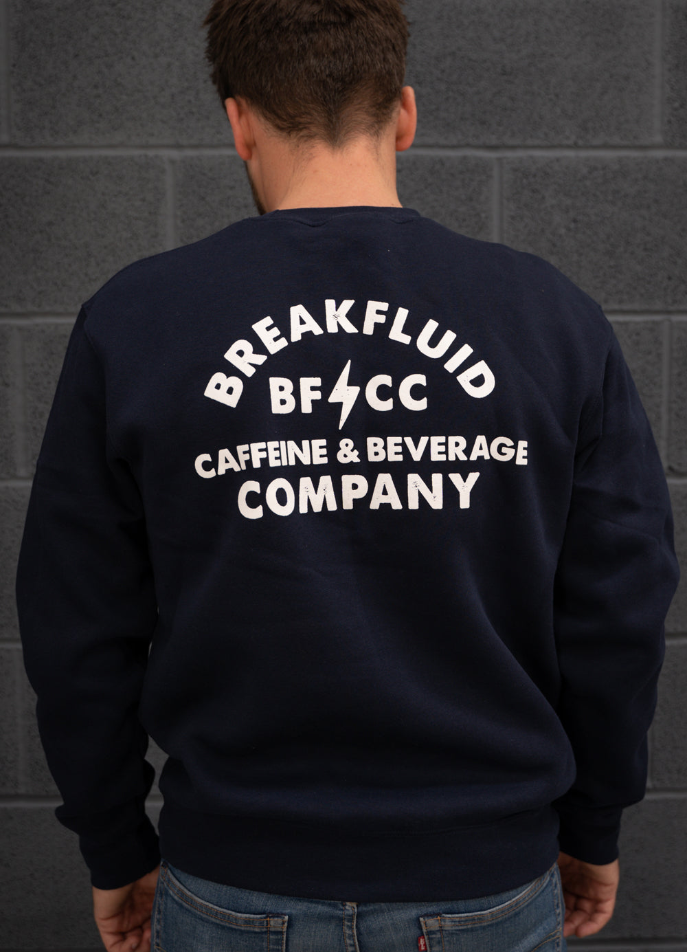 Beverage Crew Sweater