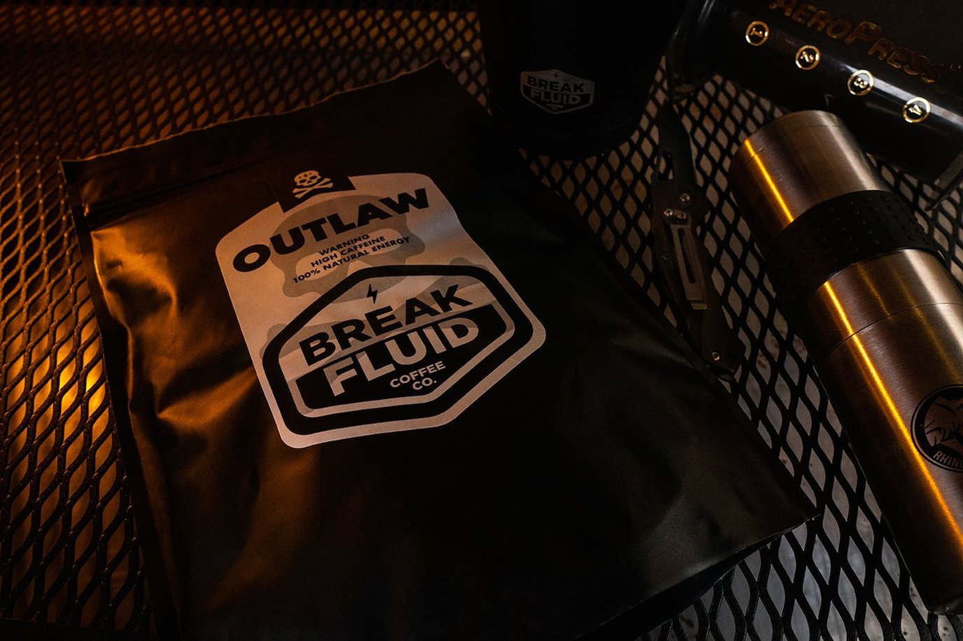 Outlaw | Ultra High Caffeine