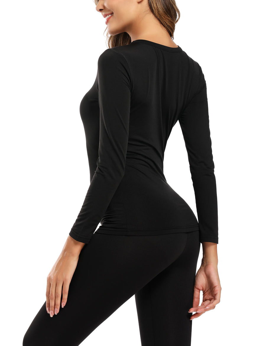 Women's Lightweight Thermal Underwear Sets