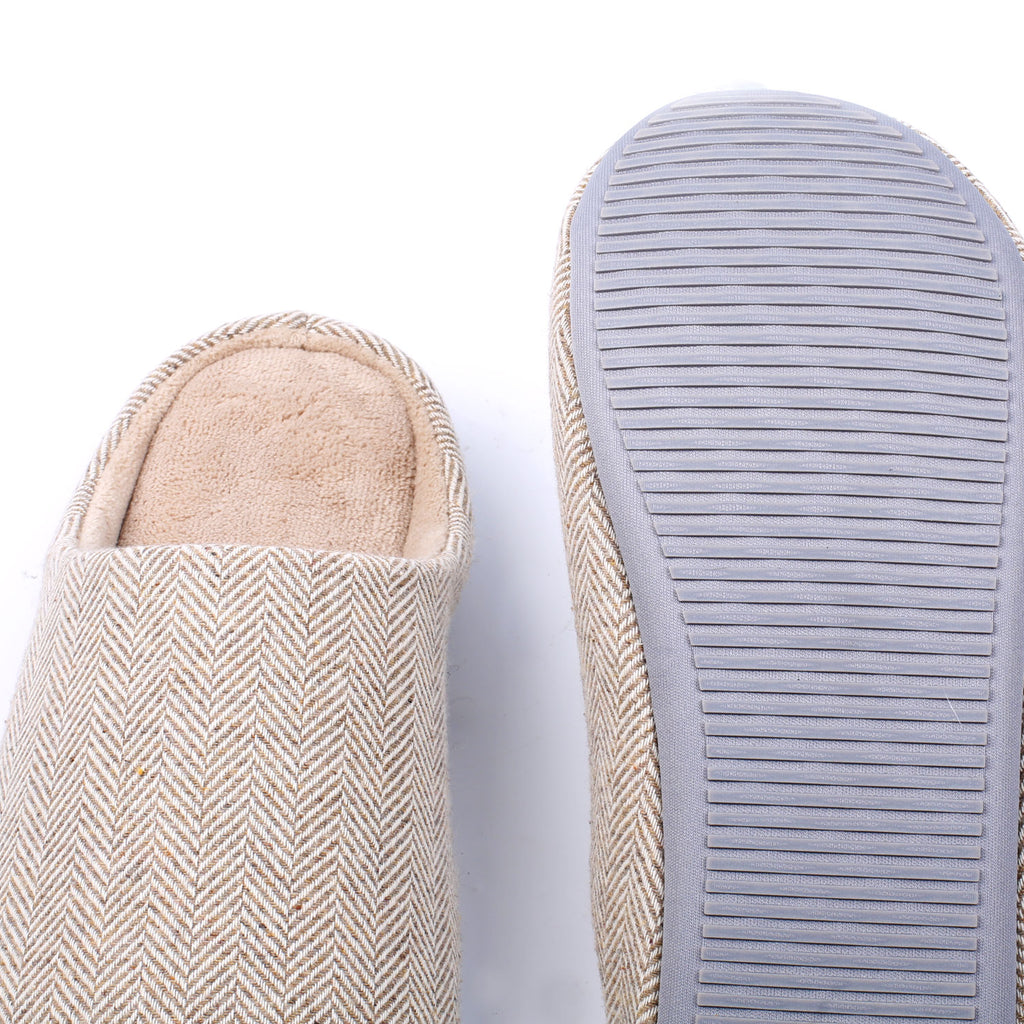 Unisex's Classic Terry Clog Slip on Slippers