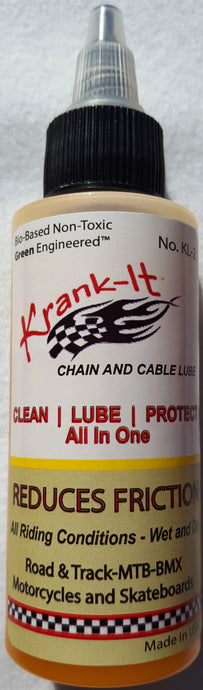 Krank-It 2 oz. Bottle