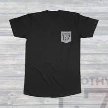 Load image into Gallery viewer, Mens Timothy 1:7 Pocket T-Shirt