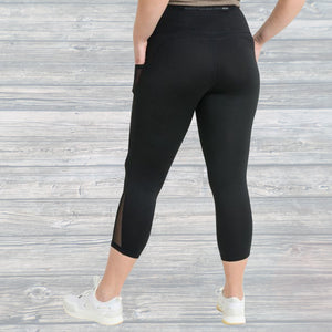High Waist Tummy Control Leggings Curvy