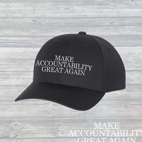 Make Accountability Great Again Hat