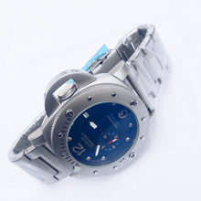 Load image into Gallery viewer, Luminor Submersible LS575 Men's Chain Watch - Bejewel