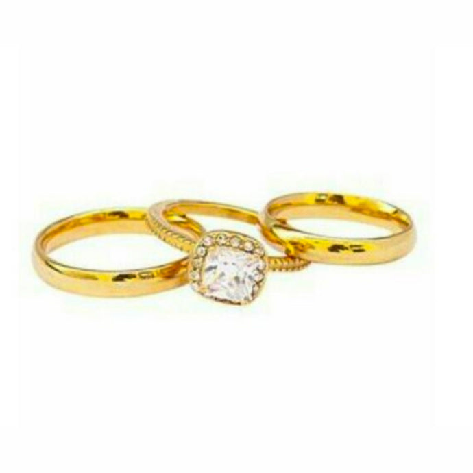 WR919 Couples wedding ring - Bejewel
