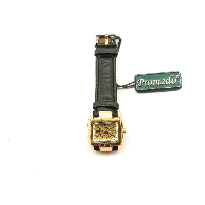 Promado PM424 women's leather watch - Bejewel