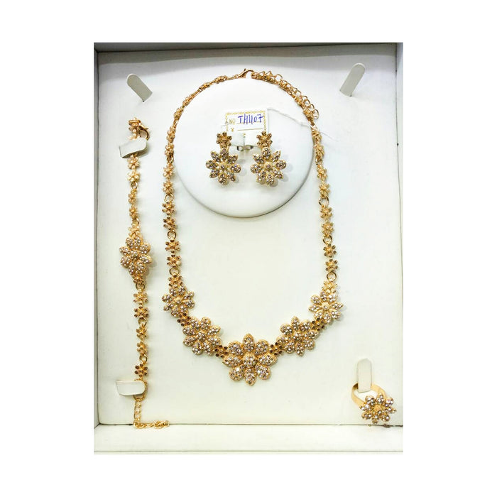 JS743 women's jewelry set - Bejewel