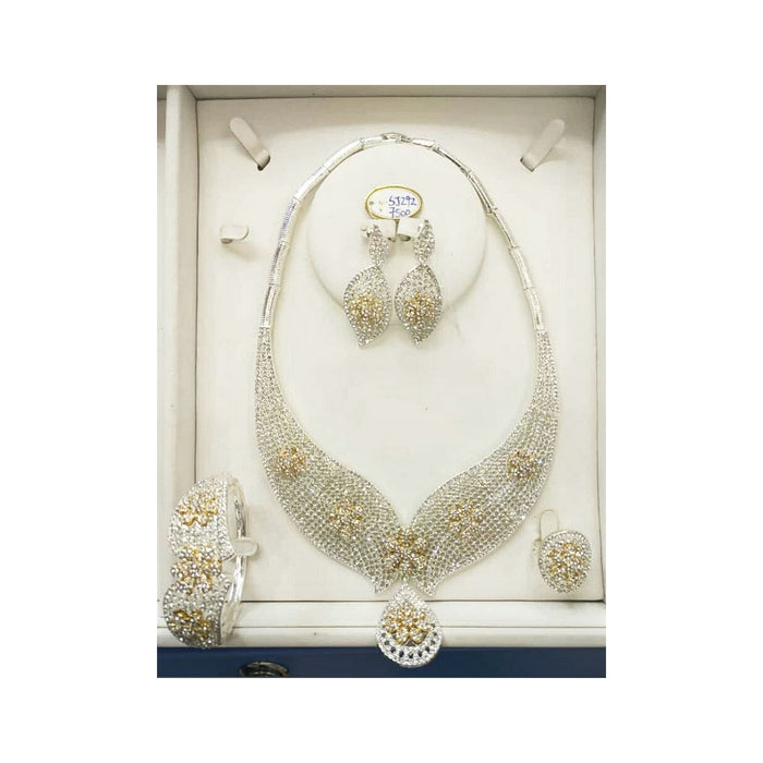 JS508 Women's jewelry set - Bejewel