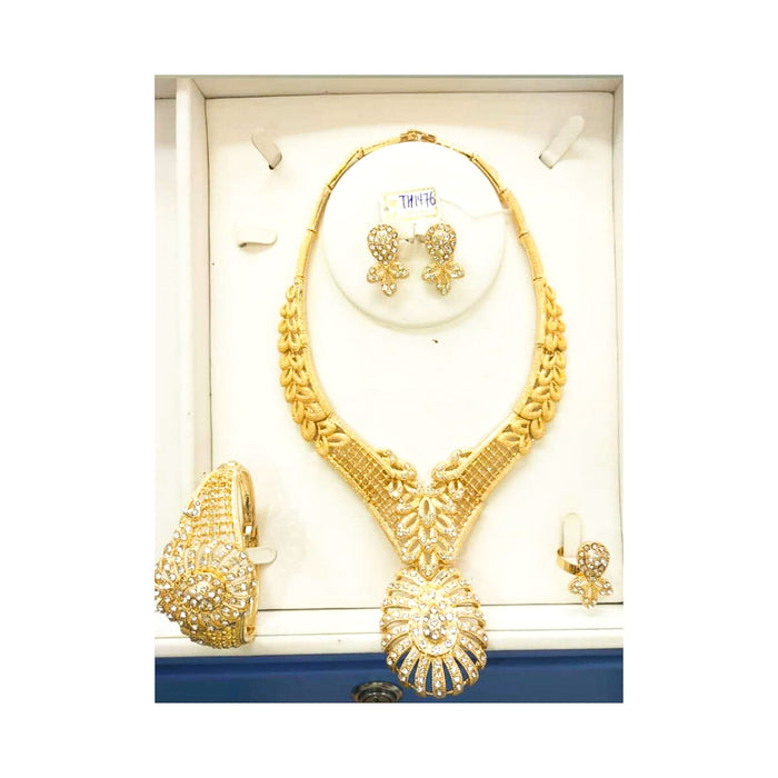 JS146 Women's jewelry set - Bejewel