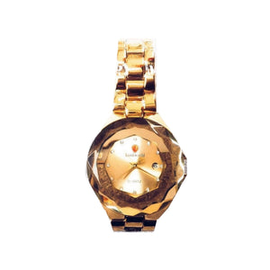 Look World - LW388 Women's Chain Watch - Bejewel