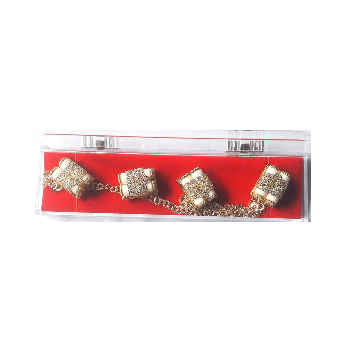 JS521 Etibo native stud set - Bejewel