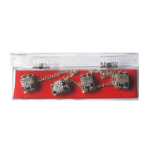 JS581 Etibo native stud set - Bejewel