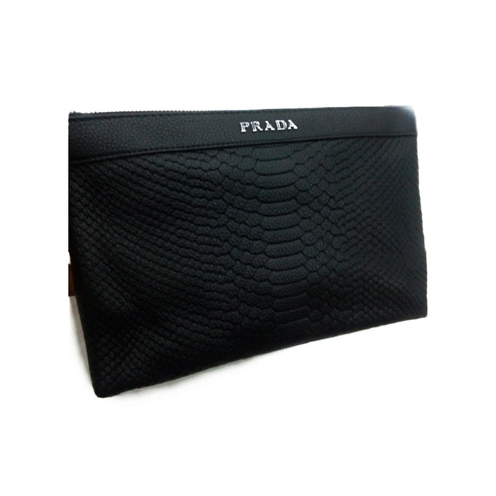 Prada UP839 Men's Fashion Purse - Bejewel