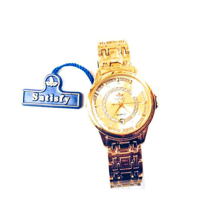 Satisfy - S473 women's chain watch - Bejewel