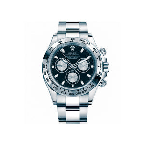 Rolex Oyster RL631 Automatic Chronograph - Unisex Chain Watch - Bejewel