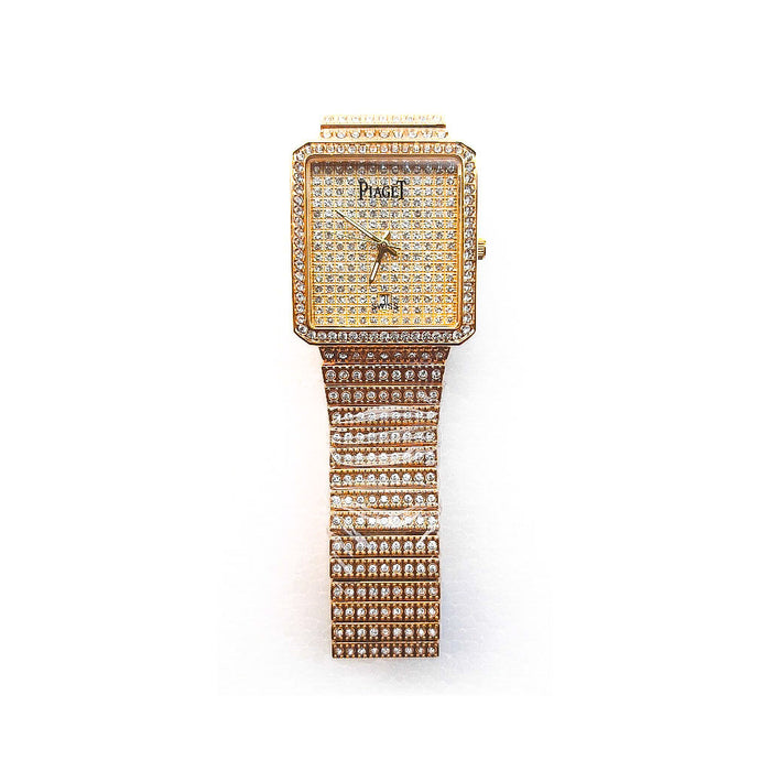 Piaget PG500 Unisex Chain Watch - Bejewel