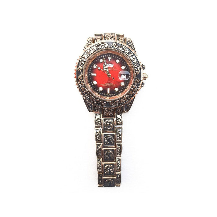 Rolex RL248 Unisex Chain Watch - Bejewel