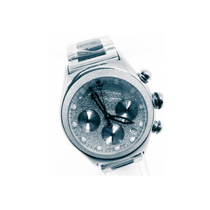 Corum CR798 Chronograph - Men's Chain Watch - Bejewel