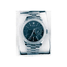 Load image into Gallery viewer, Rolex Geneve RG720 Automatic - Women's Chain Watch - Bejewel
